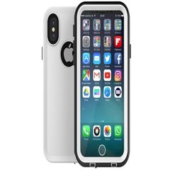 Waterproof case iPhone X apple new waterproof case iPhone waterproof case iPhone 8 mobile phone case white The iPhone X