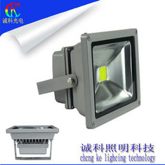 Shenzhen chengke professional LED outdoor lighting lighting lamps 10W20W30W50W projection lamps welc 2700 k (warm white)