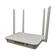 Home router 300M across the wall king wireless router OEM pasted custom wireless router manufacturer white 4