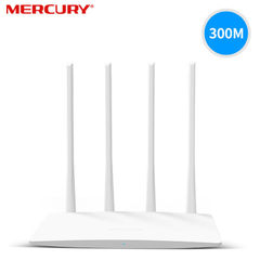 Mercury MW325R wireless router home through the wall WiFi fibre-optic broadband high-speed unlimited 4