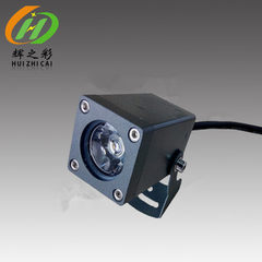 LED floodlight projection a beam of light projection lamp remote projection lamp 1W3W 3000 k (warm white)