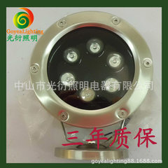 Zhongshan factory direct sale LED underwater lamp LED underwater lamp swimming pool lamp 6