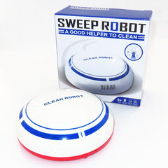 SWEEP ROBOT charges all intelligent cartoon sweeper ROBOT vacuum cleaner induction sweeper black
