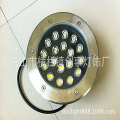 Cross-border special 8LED solar ground lighting outdoor ground lawn lamp courtyard decorated with la 8 led warm white
