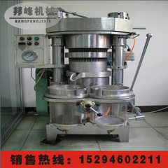 The fully automatic hydraulic oil press can press 5-30 jin oil press video 1100 * 1000 * 1500