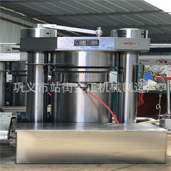Ansheng machinery oil press screw vacuum once squeeze peanut soybean rapeseed oil 1700 * 1300 * 1850