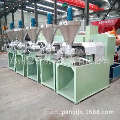 Large automatic oil press vertical automatic spiral oil press equipment tea seed peanut oil press 60