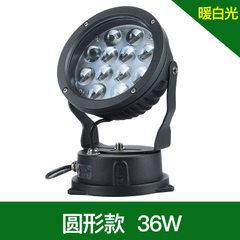 Special price fountain lamp 24v9w12wRGB underwater lamp underwater pool lamp underwater landscape la 3