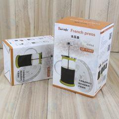 厂家定制包装盒 气压壶纸盒 保温纸盒等制作 25*12*35