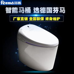 Finma automatic intelligent toilet integrated intelligent toilet intelligent sitting without water t Ordinary 300 hole