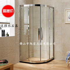 304 stainless steel shower room arc fan shower room shower room shower room shower room partition ba 900 * 900 * 1900