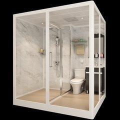 整体卫生间浴室卫浴集成一体式淋浴房洗手间厕所酒店公寓厂家直销 1600X2100X2200mm