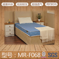 Staff dormitory up and down bed sponge mattress manufacturers low - price sales project single - twi Can be customized Pictures for reference