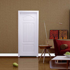 Real wood composite door paint free inventory door environmental protection PVC door MDF door hotel  40