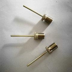 Ball needle high quality all-copper electric air pump basketball football volleyball air pump car -  silver