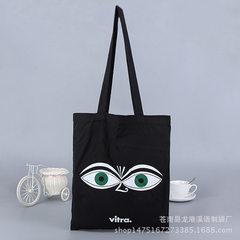 时尚创意广告环保袋 环保束口帆布手提购物袋订制logo广州棉布袋 可定制