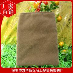 现货批发手机莫凡绒布袋 移动硬盘电源绒布袋 双层加厚绒布袋