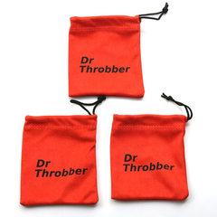厂家批发红色超细纤维珠宝袋定做金银首饰袋子定制高档玉器绒布袋