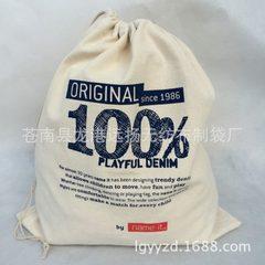 十年厂家生产棉布袋 帆布手提袋 绒布抽绳束口袋等