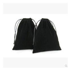 龙港厂家定制绒布束口袋/宝石绒抽绳礼品绒布袋/手机充电器包装袋