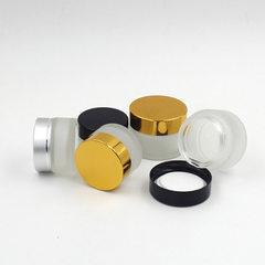 5g10g20g30g50g玻璃面霜瓶膏霜瓶磨砂空瓶眼霜瓶化妆品分装瓶批发