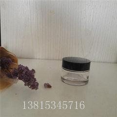 厂家现货销售20ml膏霜瓶 化妆品膏霜瓶 眼霜瓶 透明玻璃瓶 20