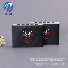 Folding cake box printing baking food packaging box customized creative portable Christmas cosmetics custom