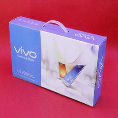 厂家定制ViVO手机瓦楞盒 vivo手机盒批发定制 手机礼品盒厂家 可以定做