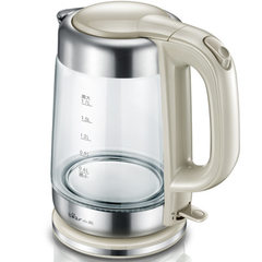 Small bear electric kettle large capacity automatic power off stainless steel kettle zdh-a17g5 quant