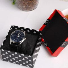 原装手表盒子 蝴蝶结手表盒 手表礼品包装盒 礼物盒  礼盒送礼 颜色随机