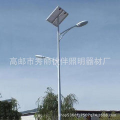 New solar wall lamp household outdoor solar wall lamp manufacturers direct selling solar hexagon wal Bronze curved out