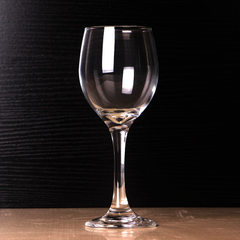 Manufacturer wholesale lead-free glass red wine glass 320ml goblet special price wine glass wine set 3057 red wine