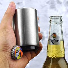 Cross-border wholesale beer automatic bottle opener customized logo beer opener beer opener for manu