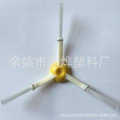 适配irobot roomba800 扫地机器人配件 扫地机器人刷子 白色+黄色