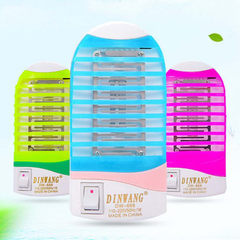 Manufacturer direct sale led mosquito-repellent lamp household electric shock mosquito-repellent dev The picture color