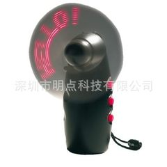 Manufacturers wholesale manual programming fans can manually write flash content without losing cont 2 inches