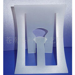 [new products] available for printing LOGO transparent PP photo frame 39