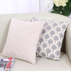 Fortune tree pillow car cushion office nap pillow pad Rich tree 45 * 45 cm