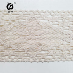 Manufacturer direct sale of full cotton lace embroidery hollow-out curtain garments diy materials co As shown in figure