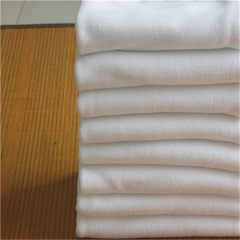 Hotel beauty salon nail disposable towel bath bath white towel 30*70 spray paint color white 30 * 70