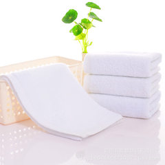 Manufacturer direct sale 80 grams 14 35*75 thick weak twist towel for beauty salon, bath, hotel, etc white 32 * 72