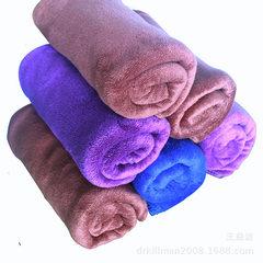 60*160 280g加厚超细纤维浴巾毛巾干发洗车毛巾擦车毛巾大浴巾 8011309