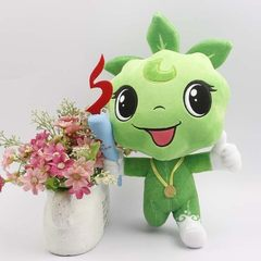 Plush toy factory customers to the crystal super s color 15 cm