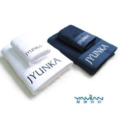 Pure cotton towel all cotton towel high quality su white 34 * 76 cm