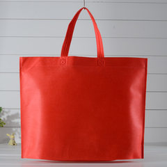定做 环保单肩背包袋 无纺布购物手提袋 环保手摇杯提袋纺布袋 定制