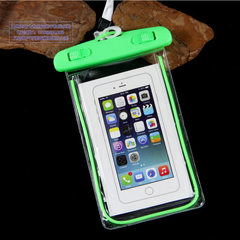 Manufacturer direct selling fluorescent mobile wat green 10.5 X20CM