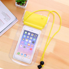 Wholesale large barrier-free mobile phone waterpro yellow 98% of mobile phones