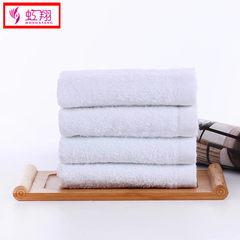 Factory direct sale five-star hotel towel hotel ba white 68 * 31 cm