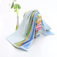 Factory direct selling all cotton color striped to blue 33 * 74
