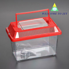 Manufacturer direct selling pyramid transparent pl 18 * 11 * 13.3